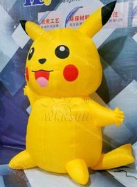 0.9mm PVC Material Inflatable Model / Pikachu Customized Size Available