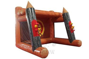 Inflatable Axe Throwing Game WSP-299/Sport game for adult or children