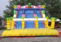 Durable Large Inflatable Slide WSS-102 CE UL EN14960 Certificated supplier